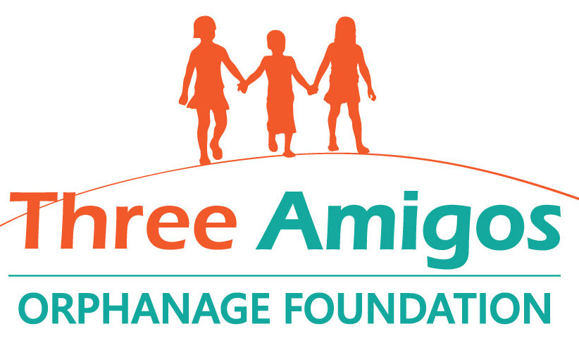 3 Amigos Orphanage Foundation Logo